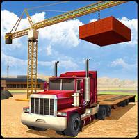 Construction Crane Digger Game