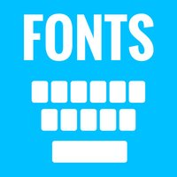 Font Keyboard - Cool Fonts, Custom keyboard Themes