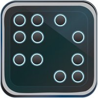 ShapeClock - binary clock