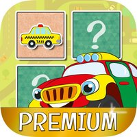Cars Find the Pairs Learning Game for Kids – Pro