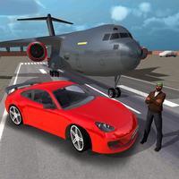 Airplane Car Transporter Game - Flight Simulator