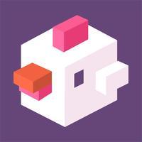Crossy Bird - Endless Arcade Flappy
