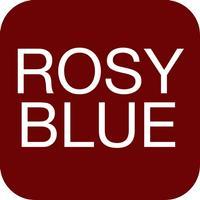 Rosy Blue Diamonds