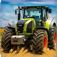 Farming Cargo Tractor Sim