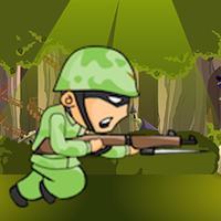 Soldier Sniper Shooter Jungle Battlefield - Run Jump & Shoot Evil Quest Free