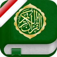 Quran Tajweed in Indonesian Bahasa, Arabic and Phonetics - Al-Quran Tajwid dalam Bahasa Indonesia, Arab dan Fonetik Transkripsi