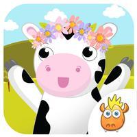 Crazy Farm Animal School