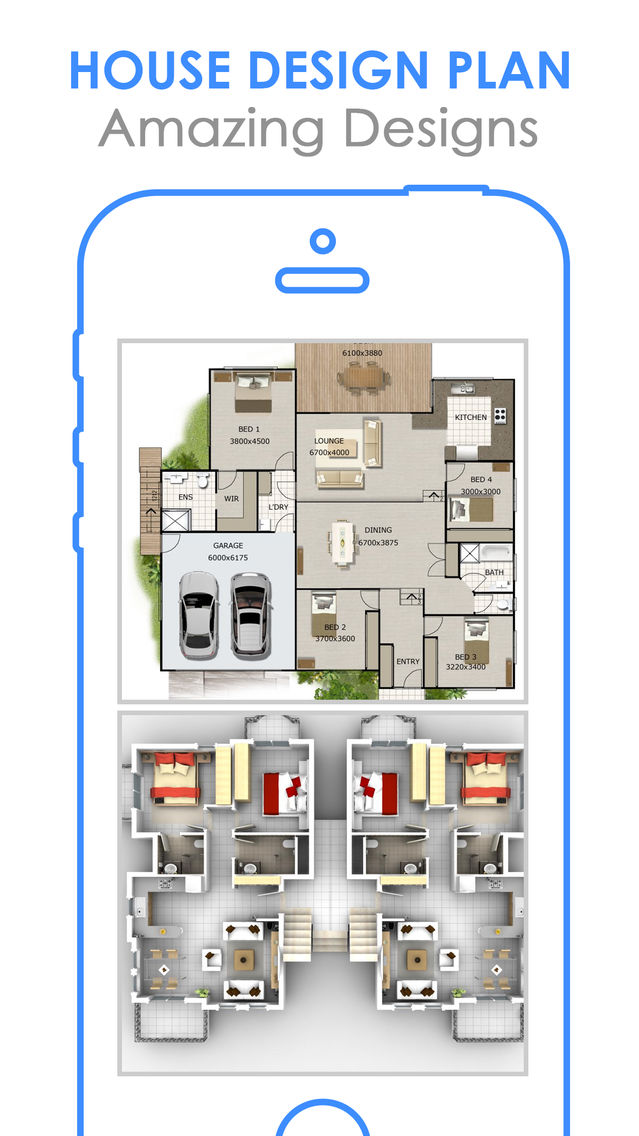 Magical Home Plans Idea Free Floor Plan Catalog App For Iphone