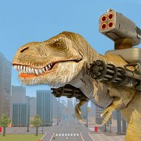 Wild Dinosaur Battle Survival