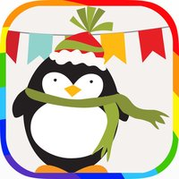 Penguin Memory Matching Kids and Toddler Games