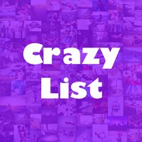 Crazy List - Vision Board