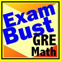 GRE Prep Math Flashcards Exambusters