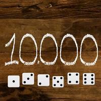10K dices