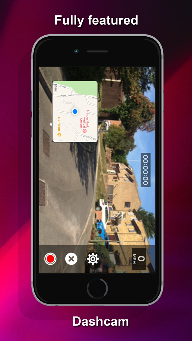 First Notification - The Motorist Toolkit App for iPhone