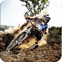 Fast track bicycle rider:The Jungle race Challenge