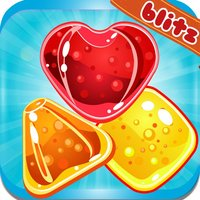 Jelly Candy Blitz : - Free matching 3 for Christmas season !