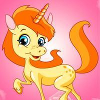 The Unicorn Horse Best Match 3 Games