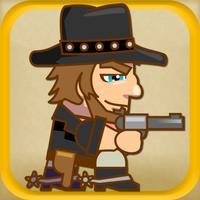 Austin Bronco - The Crazy Gunslinging Cowboy Shooter