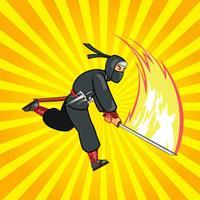 Ninja Hero Dash