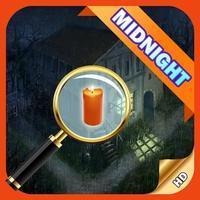 Mid night : Free Hidden object games Fun