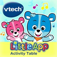 VTech: Little App Activity Table