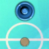 Glow Hockey - Fantasy hockey games free!