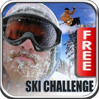 Ultimate Ski Race Free :Down Hill Slipstream mountain Challenge