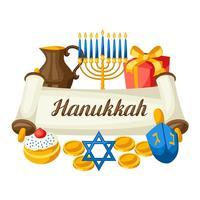 Hanukkah Stickers - Chanukkah Holiday Pack
