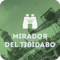Lookout of Tibidabo in Barcelona