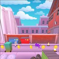 Super 3D Runner: Toon Universe