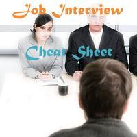Job Interview Cheat Sheet