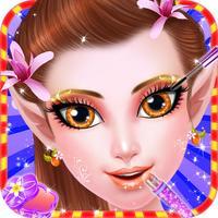 Fairy Princess Spa Salon - Girls games