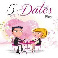 5 Dates Plan