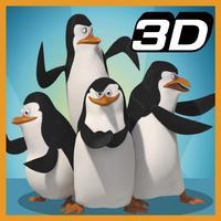 Penguin Run 3D: Polar Dash!