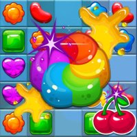 Charm Story - 3 match puzzle crush splash game