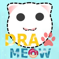 Draw Meow - line physics game