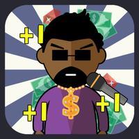 Rapstar DJ Clicker - Idle Tycoon Clicker Game