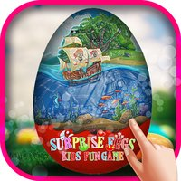 Surprise Eggs Kids fun Game – Free Kids eggs surprise with friends adventure game