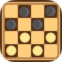 Checkers Classic Board Game