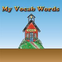 My Vocab Words