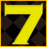 Number 7 - puzzle game