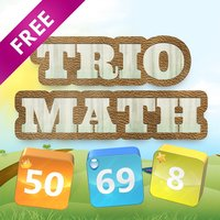 Trio Math Free: Fun Educational Counting Game for Kids in School