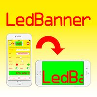 Led Banner - easy app for free messaging