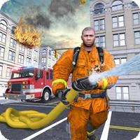 City Firefighter Hero School