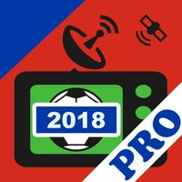 Russia 2018 on TV PRO: live football matches on satellite tv channels schedule