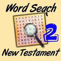 Bible Stories Word Search New Testament 2