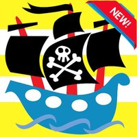 Shooter Games: Pirates King Fun For Kids Adults
