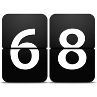 LoseWeight - Digital Bathroom Scale