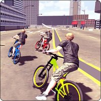 City Real Bicycle Crazy Racer