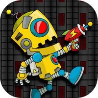 Robot Robbie's Jetpack Adventure